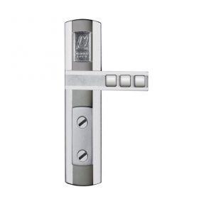 Ручка дверная для китайских дверей Quatro автомат L
