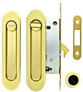 Комплект замков для раздвижных дверей Agb B.039.23.50.03